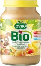 Dětská výživa broskev banán BIO vovko
