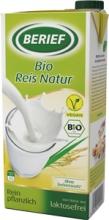 BIO rýžový nápoj Natur BERIEF 1 l -3KČ