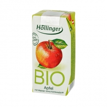 Šťáva ovocná jablko 200 ml BIO HOLLINGER