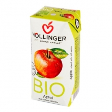 Šťáva - Jablko Bio 200ml HOLLINGER