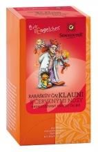 Čaj Raráškův - Klauni s červenými nosy bio porc. dárk. SONNENTOR 40g
