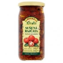 Kreolis Řecká sušená rajčata 340g obsah 200g sleva z 79,-