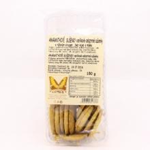 Amarantové sušenky vanilkové 150g