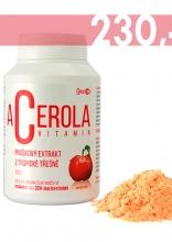 Acerola vitamin sypká směs při koupi 2 a více kusů