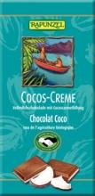 Mléčná čokoláda s kokosovým krémem RAPUNZEL 100g