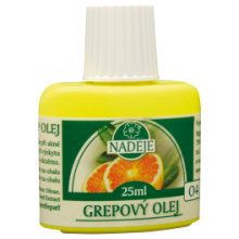Grepový olej 25 ml