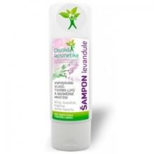 Šampon levandule - Divoká kosmetika 200ml