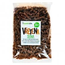 Těstoviny vřetena žitná 400 g BIO CL