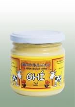 Ghí přepuštěné máslo sklo 150g