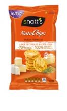 Natuchips sýr a koření 75g Snatt´s ,Steinex