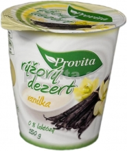 Dezert rýžový vanilka 150g PROVITA