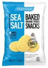 Bio bramborový snack slaný 85g
