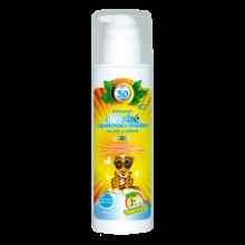 Dětské opalovací mléko SPF 30  na tělo a obličej  vysoká ochrana (obsahuje aktivní výta