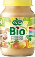 BIO dětská výživa OVKO ovocná směs 190 g