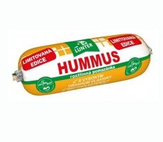 Hummus rostlinná pomazánka 100g střívko,Lunter