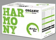 Matcha Tea-jemně mletý zelený čaj ( 1bal.15ks po2g ), malá, 30g