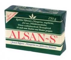 Máslo Alsan - S 250g