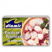 Chobotničky na česneku 111g DIAMIR