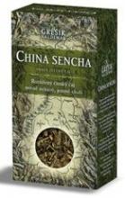 Zelený čaj -China Sencha - Čaje 4 světadílů 70 g GREŠÍK
