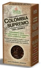 Káva Colombia Supremo 100g GREŠÍK