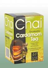 Čaj KARDAMOM 40 sáčků,125g - FUDCO