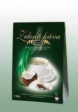 Zelená káva KOKOS 50g DNM sleva z 177,-