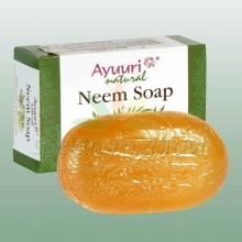 Mýdlo s neemem 100g AYUURI-FUDCO