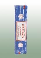Vonné tyčinky NAG CHAMPA - modré 20ks - DNM