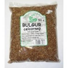Bulgur celozrnný500g Zdraví z přírody