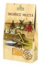 Skořice mletá - Dobré koření 30 g GREŠÍK