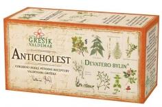 Anticholest - Devatero bylin 20 n.s. GREŠÍK
