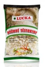 Rýžové těstoviny kolínka 300g LUCKA