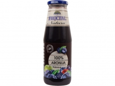 Natura Aronie + hrozno 100% 0,7l Fructal