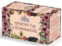 Ovocný čaj s echinaceou 20 n. s. GREŠÍK