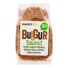 Bulgur - Špaldový Bio 250gCOUNTRY LIFE