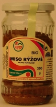 Miso rýžové BIO 300g