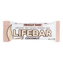 Lifebar - Kokosová Bio 47g LIFEFOOD