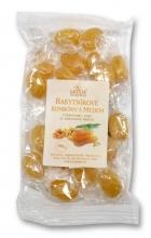 Bonbony-Rakytníkové bylinné s medem 100 g GREŠÍK