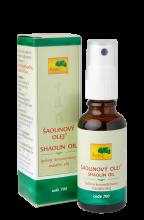 Šaolínový olej 25 ml