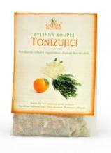 Tonizující -  bylinná koupel 20 g GREŠÍK