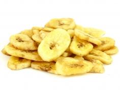 Banánové chipsy medové 50g bez obalu