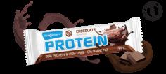 Tyčinka proteinová - čokoláda,bez lepku 60g MAXSPORT
