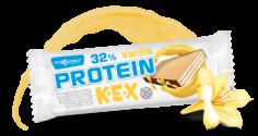 Kex proteinový - vanilka,bez lepku 40g MAXSPORT