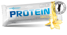 Protein tyčinka vanilka 60g MaxSport