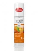 Lavera Svěží deo spray BIO pomeranč BIO rakytník
