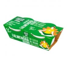 Dezert mandlový s vanilkou Bio 2x125g NATURGREEN,chlazené