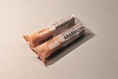 Tyčinka arašídová se sladem 50g PERLA