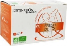 BIO bylinná smis Detox sáekovaná Destination 20 x 1,5 g