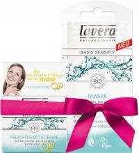 lavera Basis Hydratační krém Q10 + Maska Q10