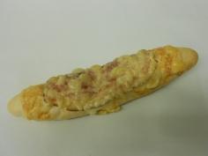Rohlík -slanina,sýr,bez lepku 80g KOCMAN